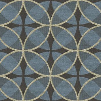 Kravet Clockwork Sapphire